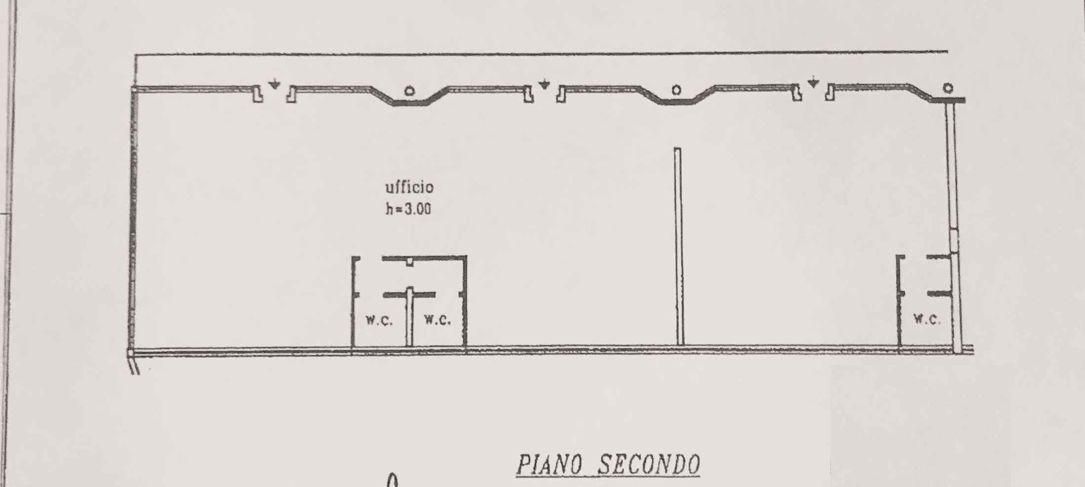 Planimetria 2/2 per rif. AC9