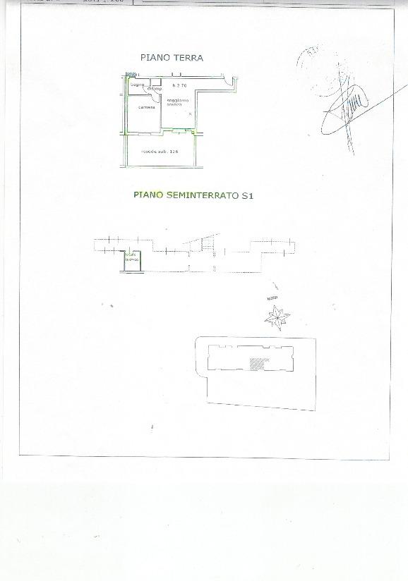 Planimetria 1/1 per rif. 849
