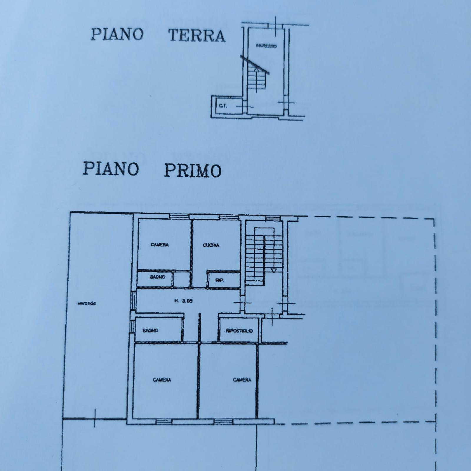 Planimetria 1/1 per rif. 865