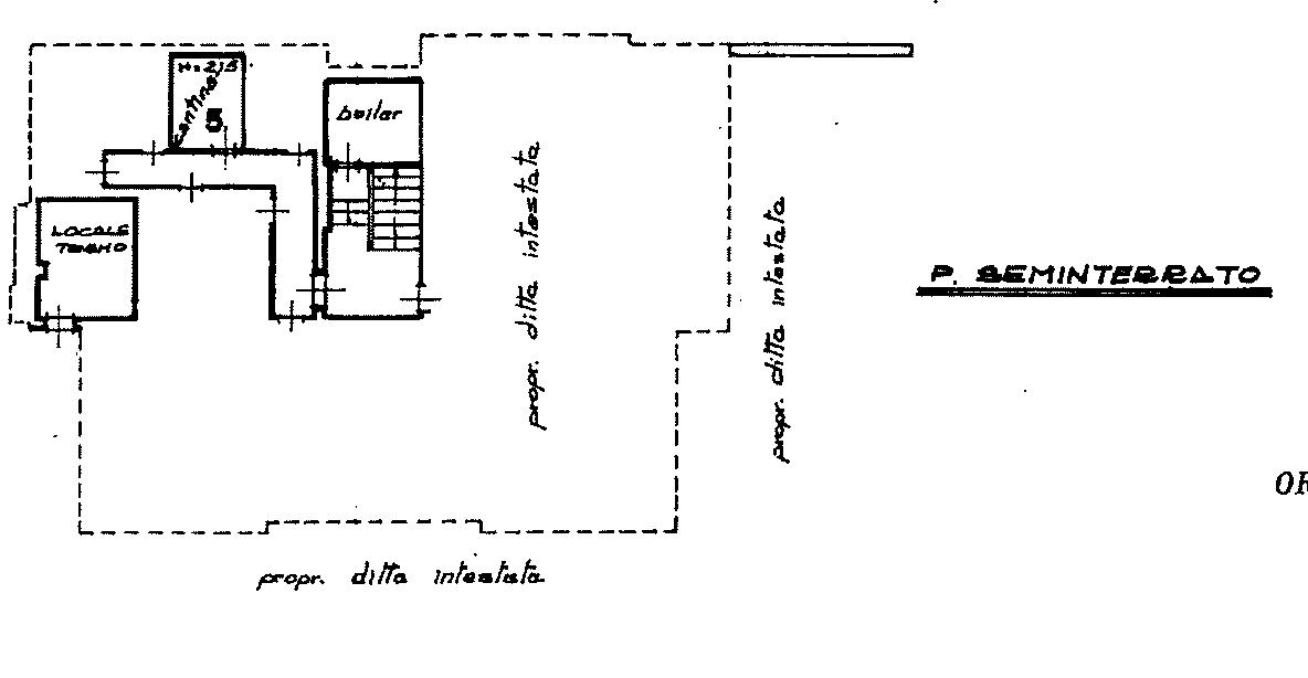 Planimetria 3/3 per rif. 872