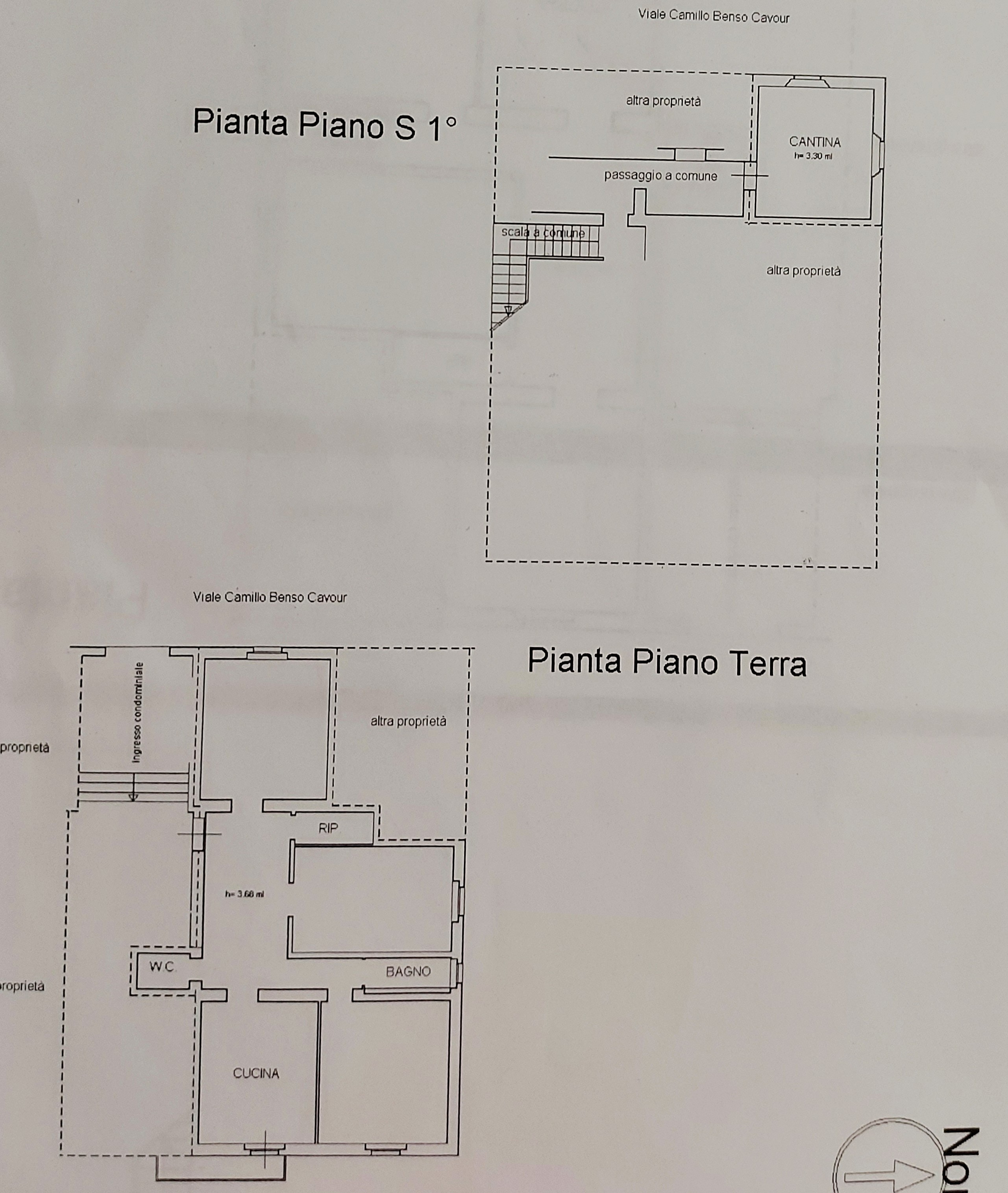 Apartment for sale, ref. 874 (Plan 1/1)