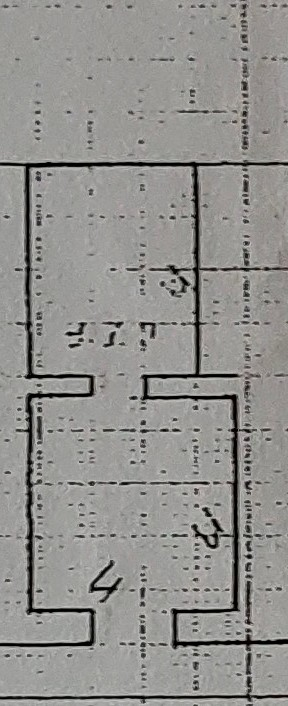 Planimetria 1/2 per rif. 878
