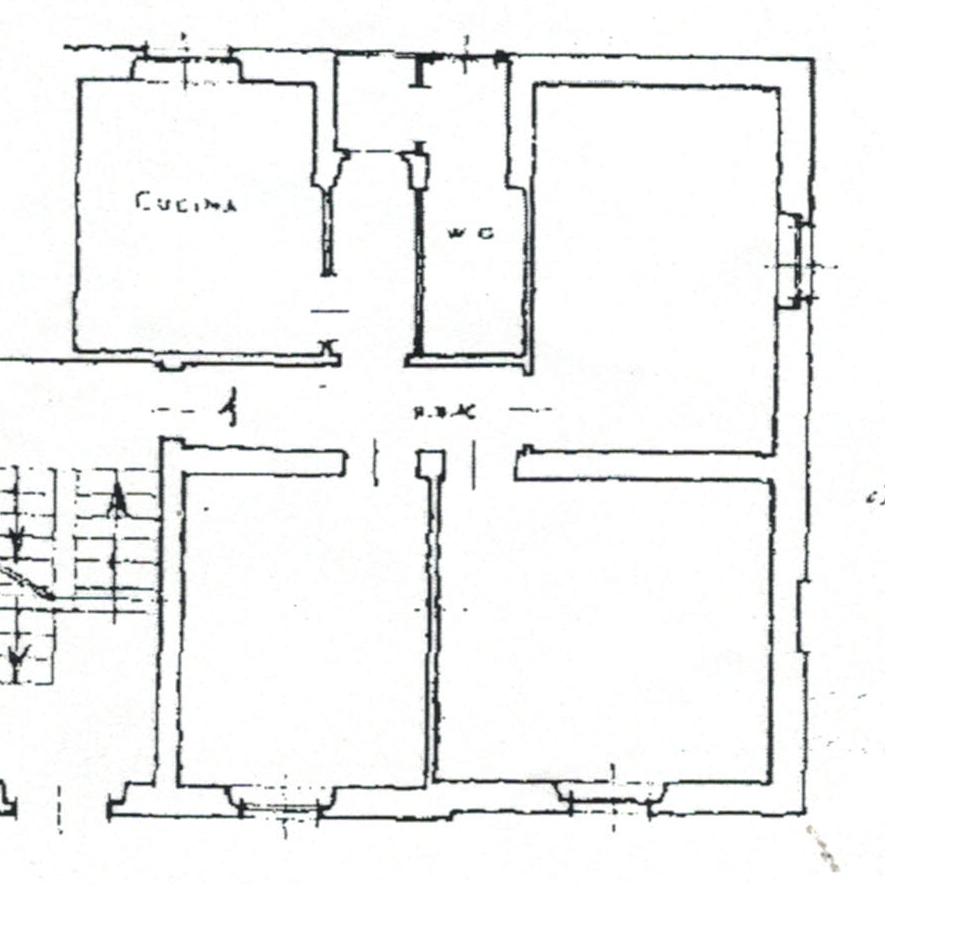 Appartamento in vendita, rif. 889 (Planimetria 1/1)