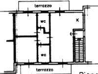Planimetria 1/2 per rif. 396c