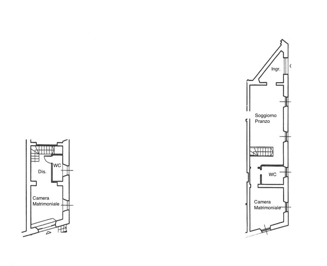 Planimetria 1/1 per rif. A398