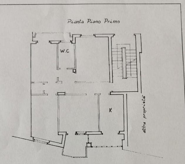 Planimetria 1/1 per rif. A138