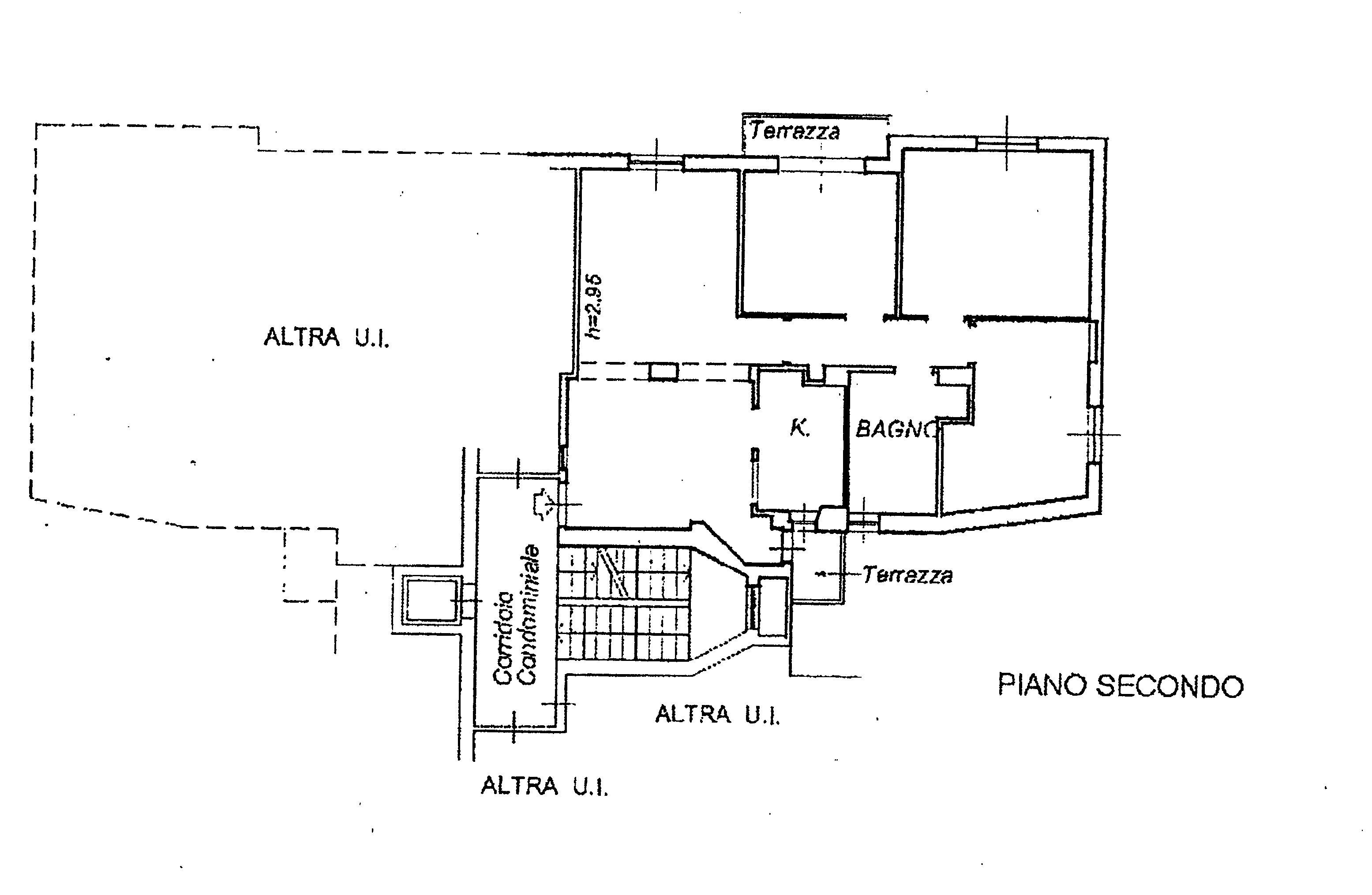 Planimetria 1/1 per rif. A224