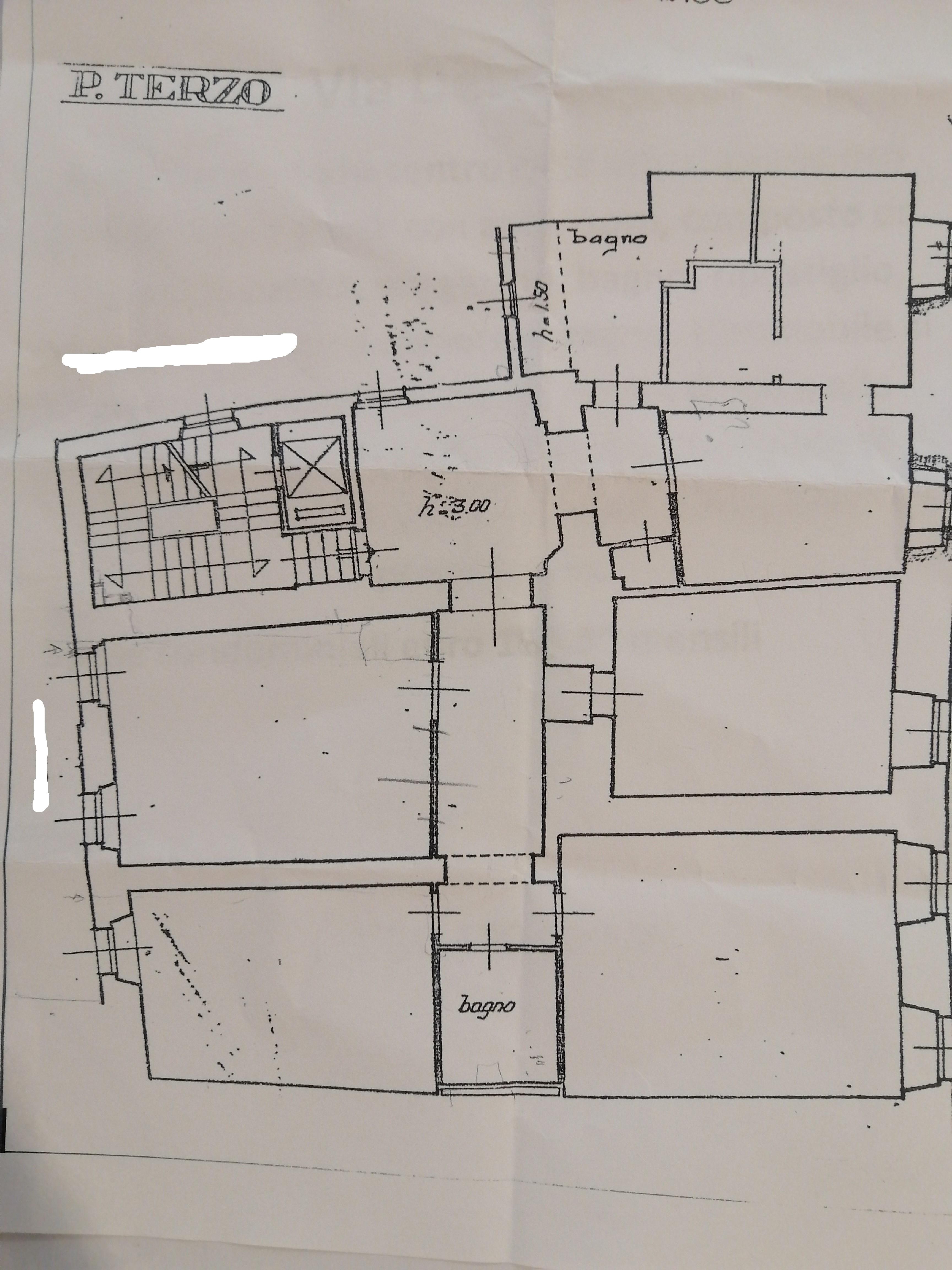 Planimetria 1/1 per rif. A230