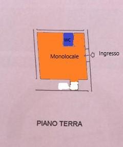 Planimetria 1/1 per rif. A101