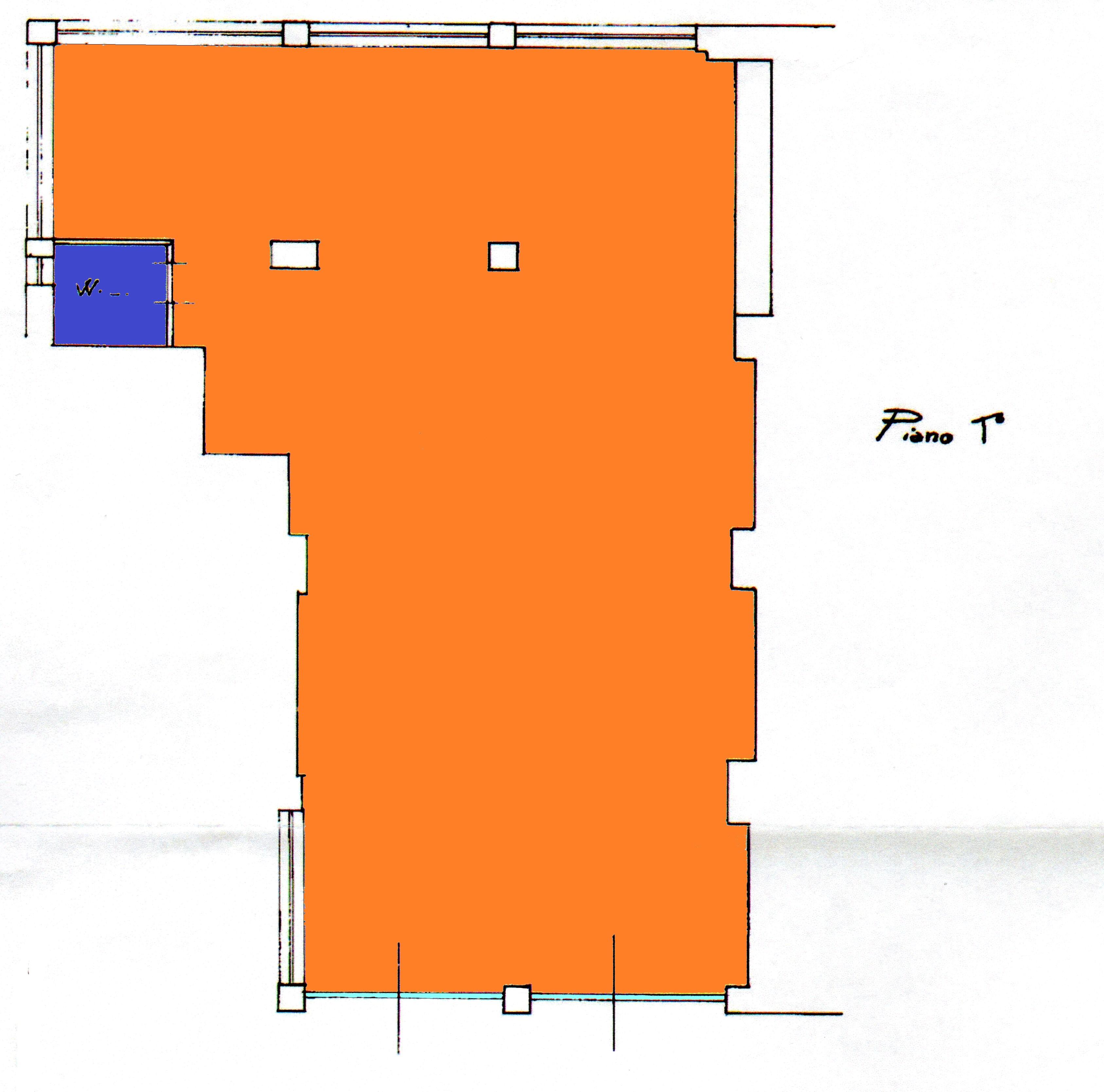 Planimetria 1/1 per rif. A53