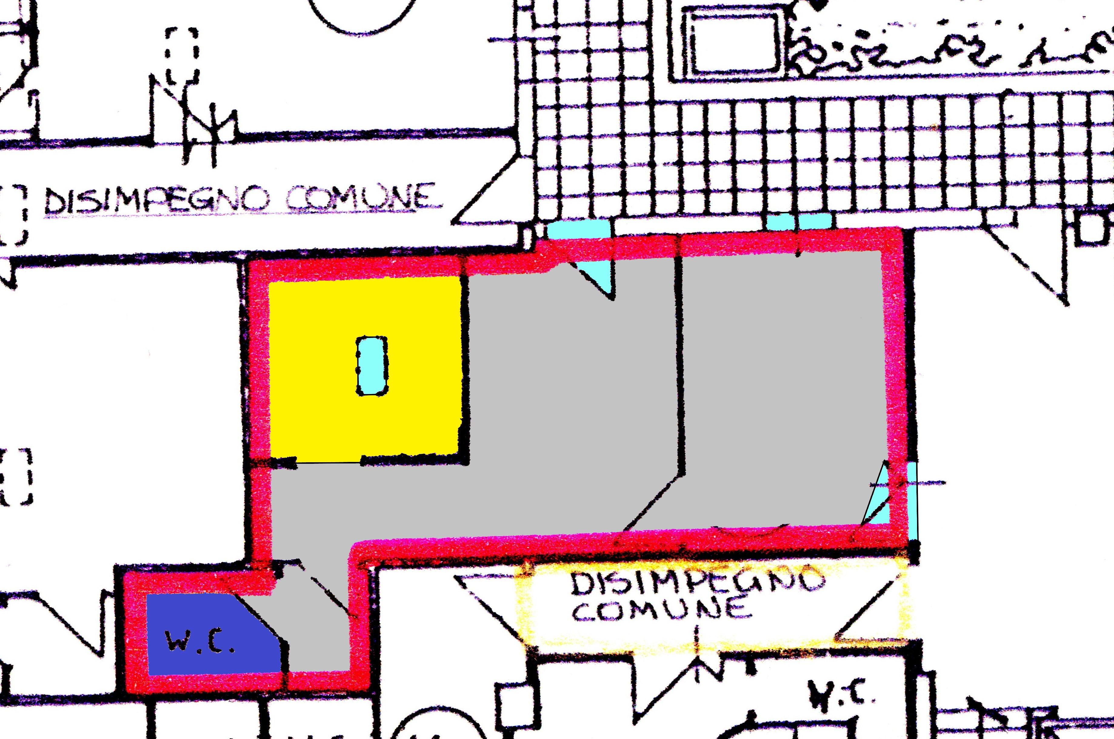 Planimetria 1/1 per rif. A141