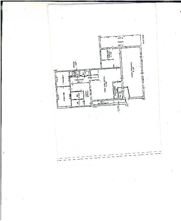 Planimetria 1/1 per rif. V000827