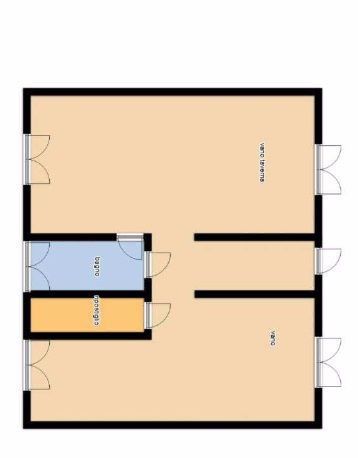 Planimetria 1/1 per rif. SITO50396