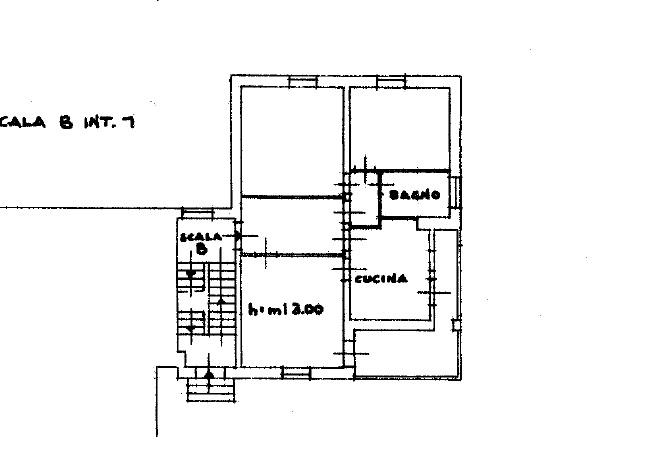 Planimetria 3/4 per rif. SITO30370