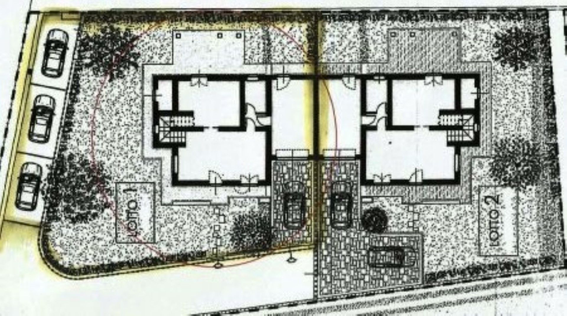 Planimetria 1/1 per rif. SITO30352