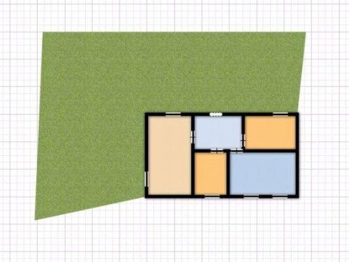 Planimetria 3/4 per rif. SITO50306