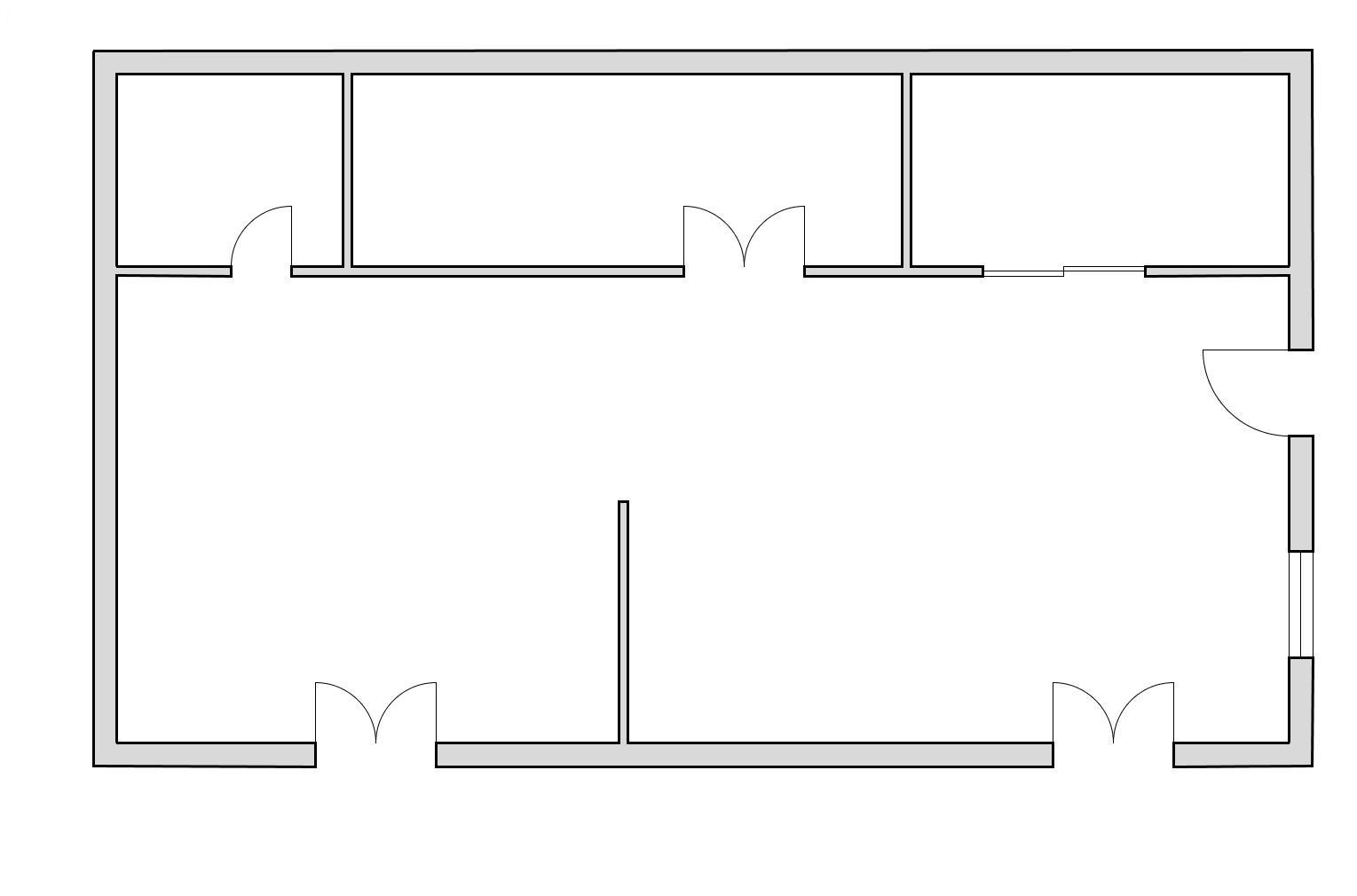 Planimetria 1/1 per rif. SITO5012