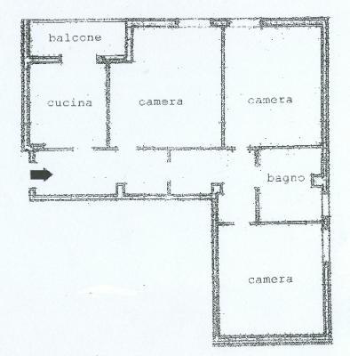 Planimetria 1/1 per rif. SITO50113