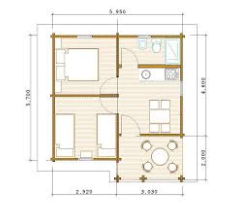 Planimetria 1/1 per rif. SITO50144