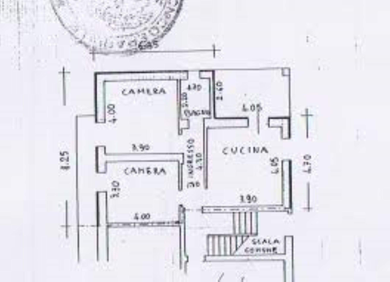 Planimetria 1/1 per rif. SITO50422
