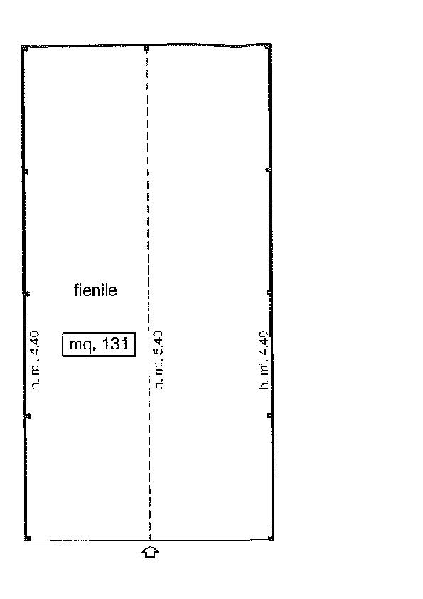 Planimetria 5/5 per rif. R500