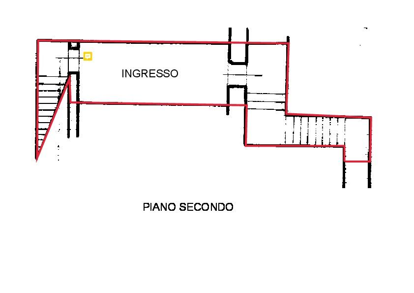 Planimetria 2/2 per rif. A200