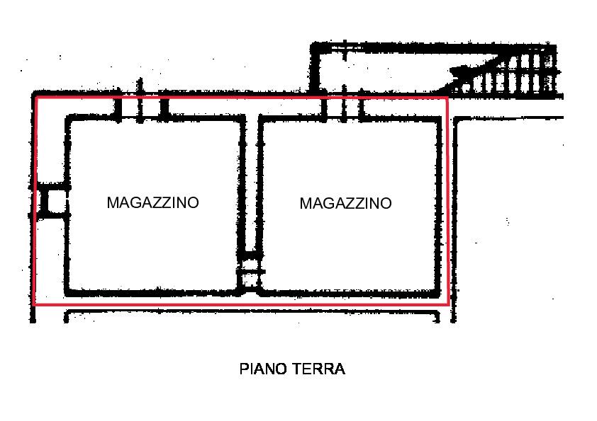 Planimetria 4/4 per rif. R450
