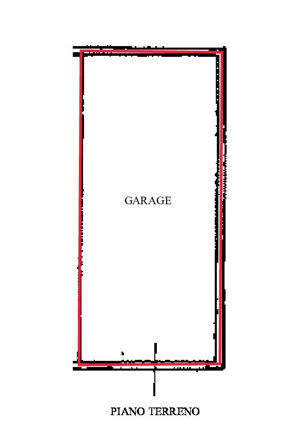 Planimetria 2/2 per rif. A860
