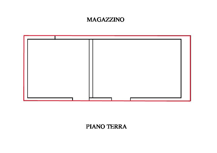 Planimetria 4/4 per rif. RM100