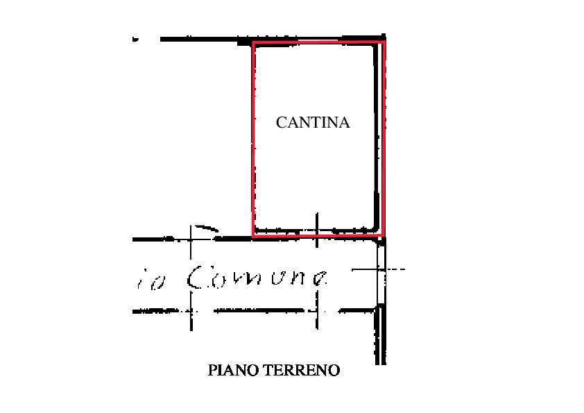 Planimetria 2/2 per rif. RD 160
