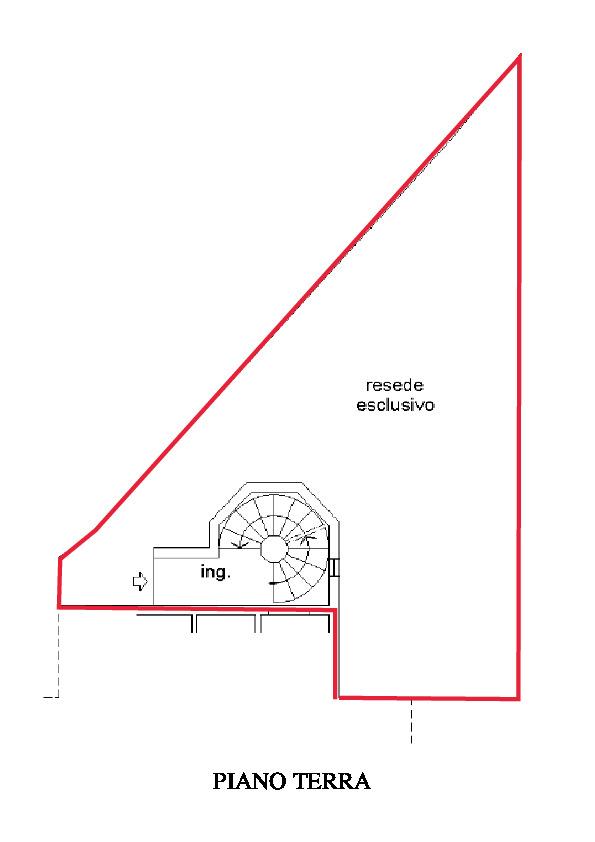 Planimetria 4/4 per rif. RD126