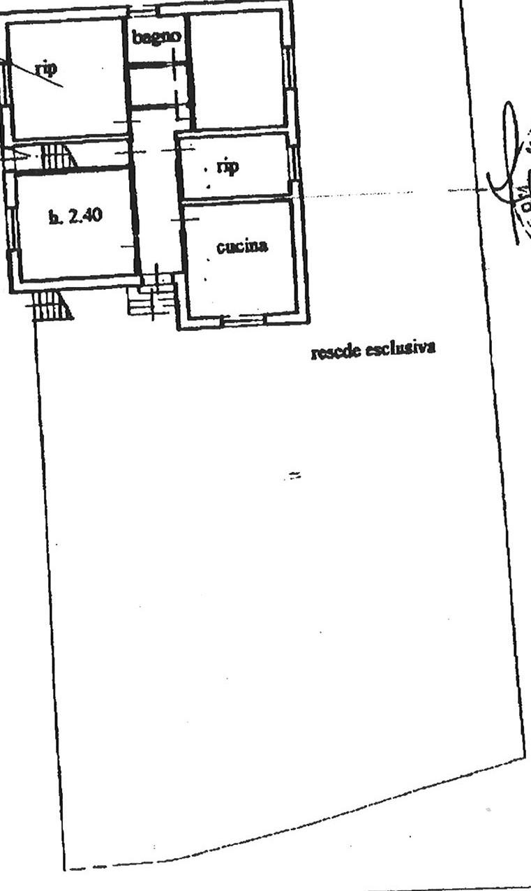 Planimetria 1/1 per rif. APP CARI 139