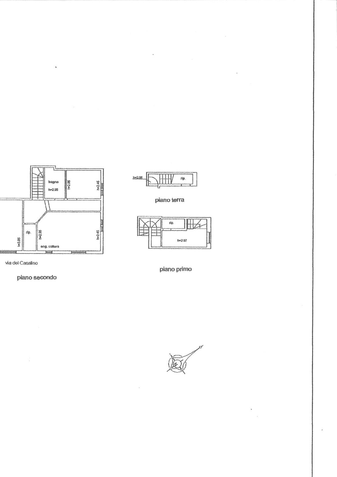 Planimetria 1/1 per rif. AP TAS 110