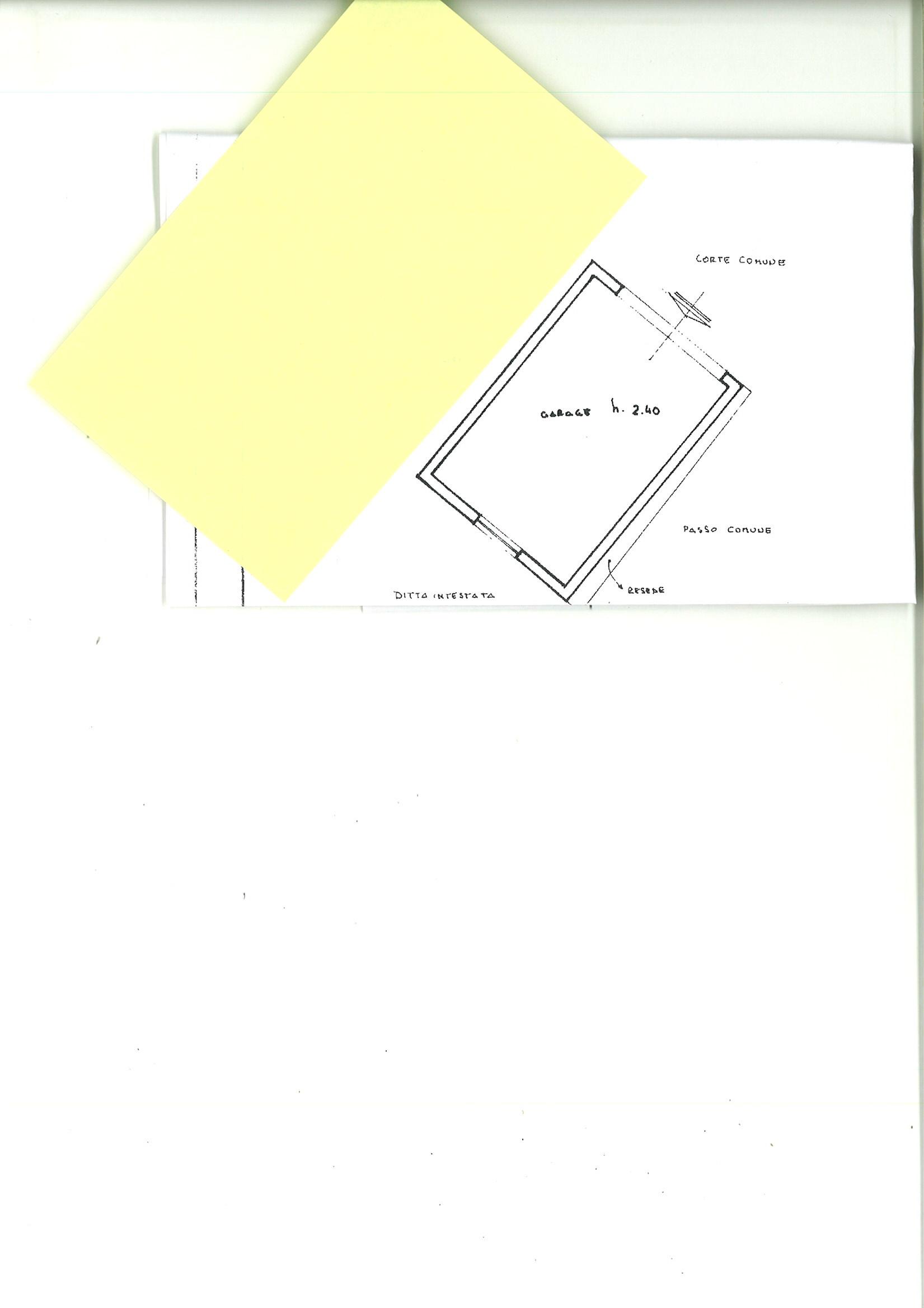 Planimetria 2/3 per rif. TRC SLEO 75