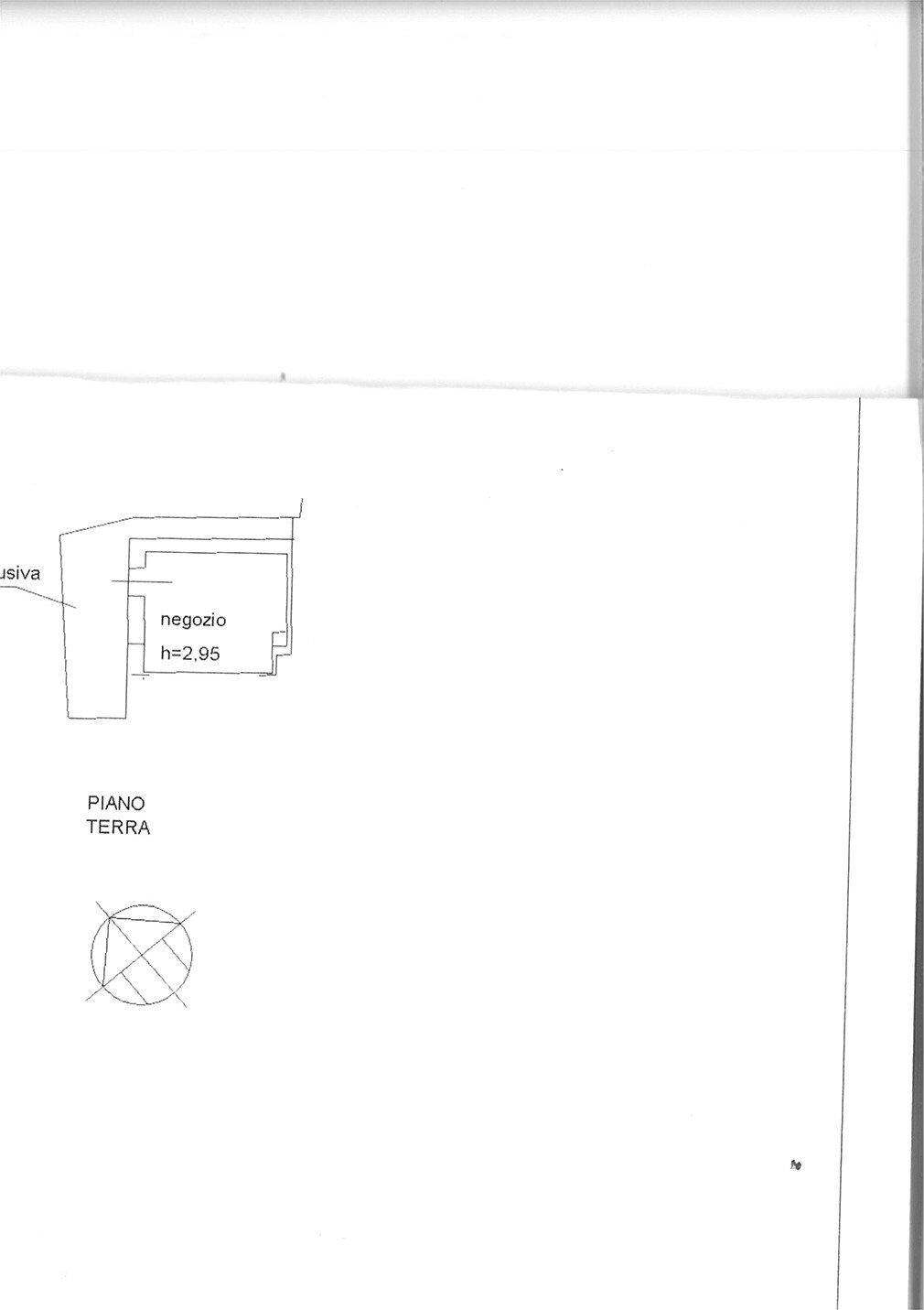 Planimetria 3/3 per rif. TRC SLEO 75