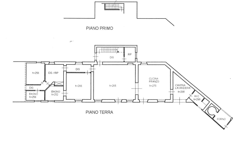 Planimetria 3/3 per rif. CIND SGIN 290