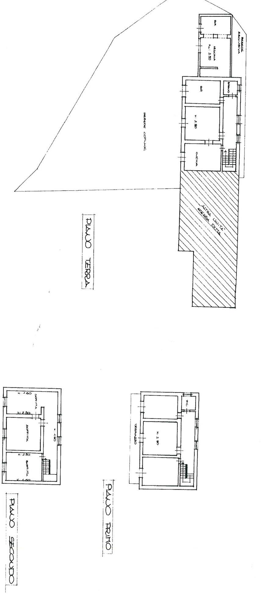 Planimetria 1/1 per rif. CIND PCOMP 300