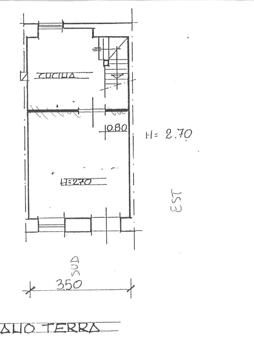 Planimetria 1/2 per rif. trc antr 120