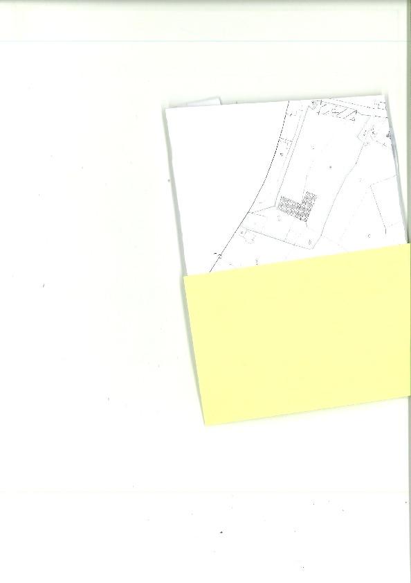 Planimetria 1/1 per rif. rust sgin 500