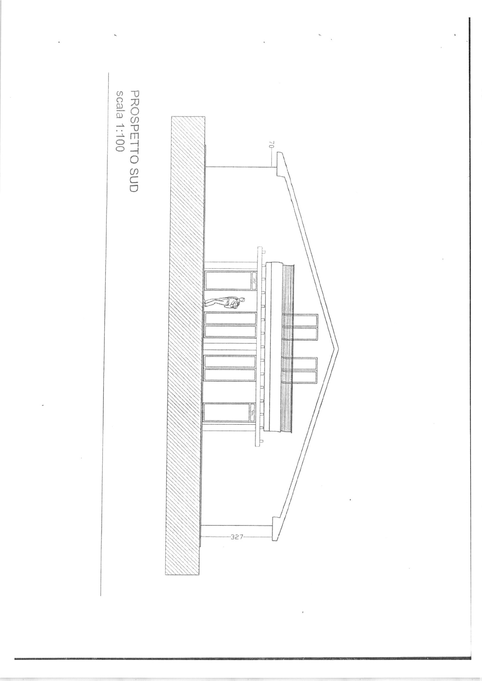 Planimetria 5/5 per rif. vbf lamm 160
