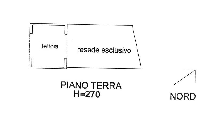 Planimetria 2/3 per rif. vsf vcamp 169