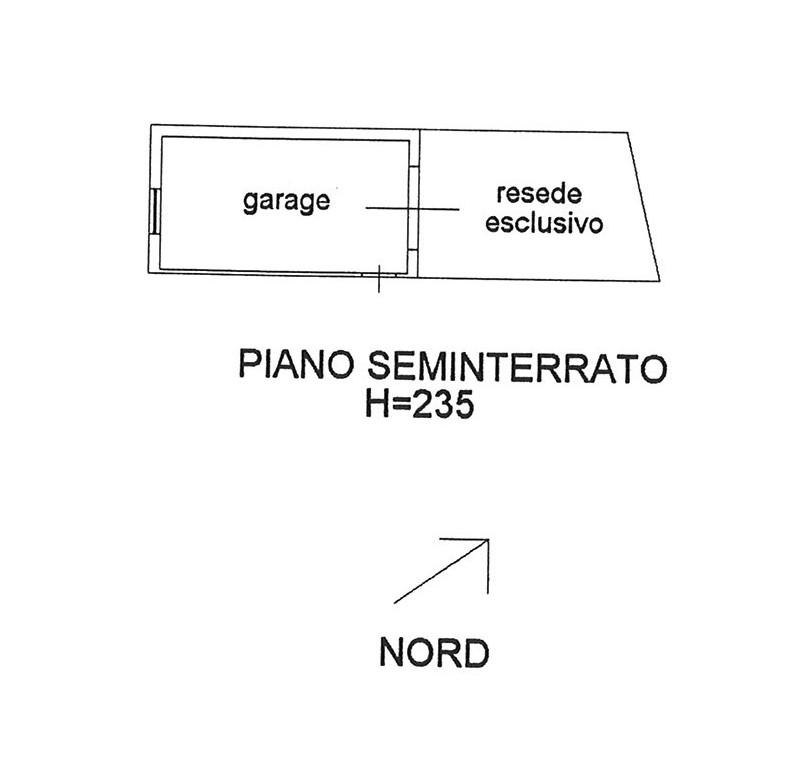 Planimetria 3/3 per rif. vsf vcamp 169