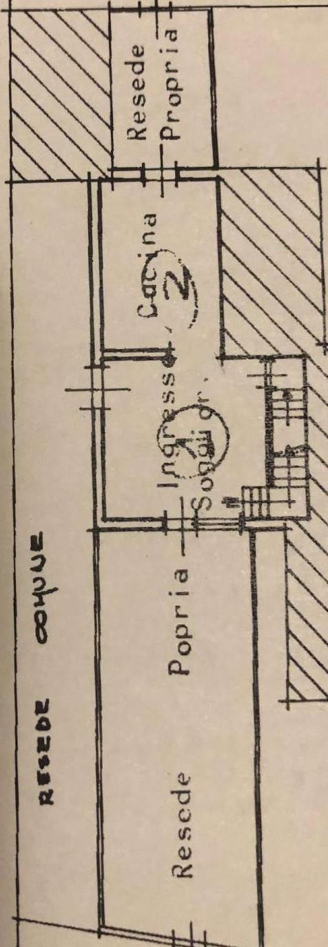 Planimetria 2/2 per rif. vbf lun 220