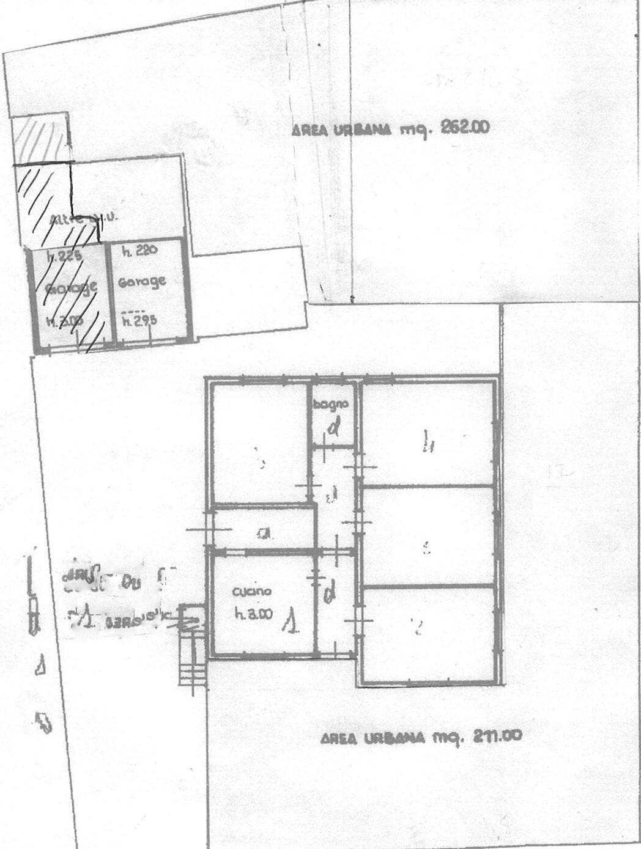 Planimetria 1/1 per rif. ap lun 170