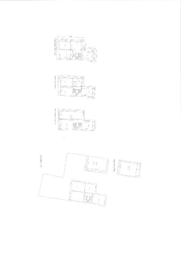 Planimetria 1/1 per rif. trf capa 140