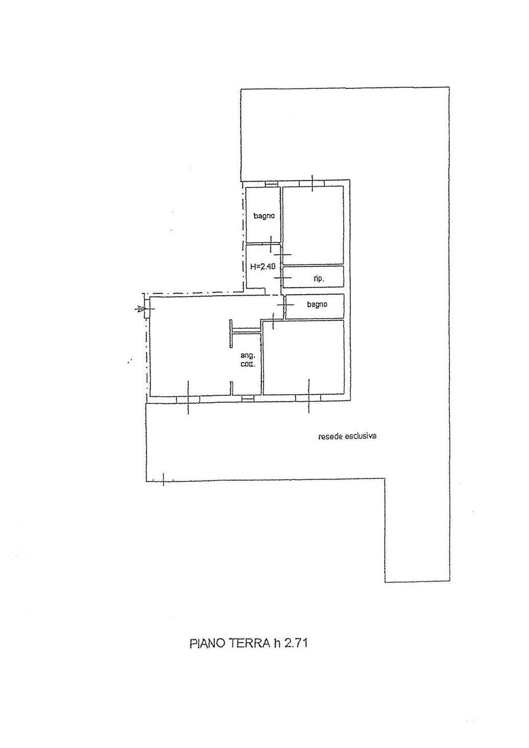 Planimetria 1/1 per rif. ap lamm 188