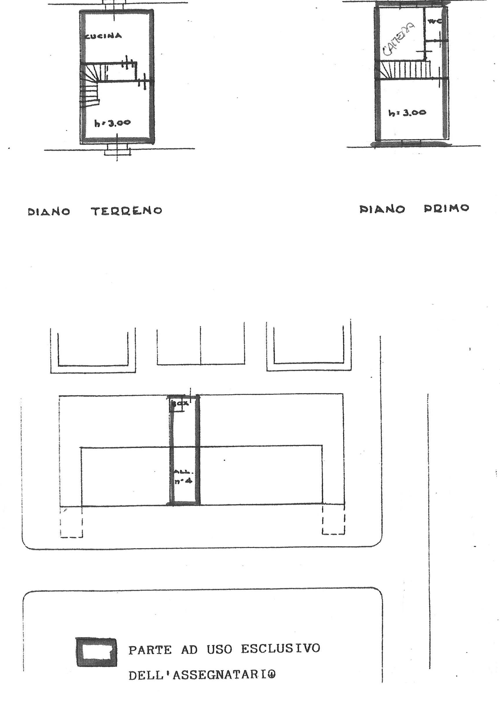 Planimetria 1/1 per rif. vsc svito 135