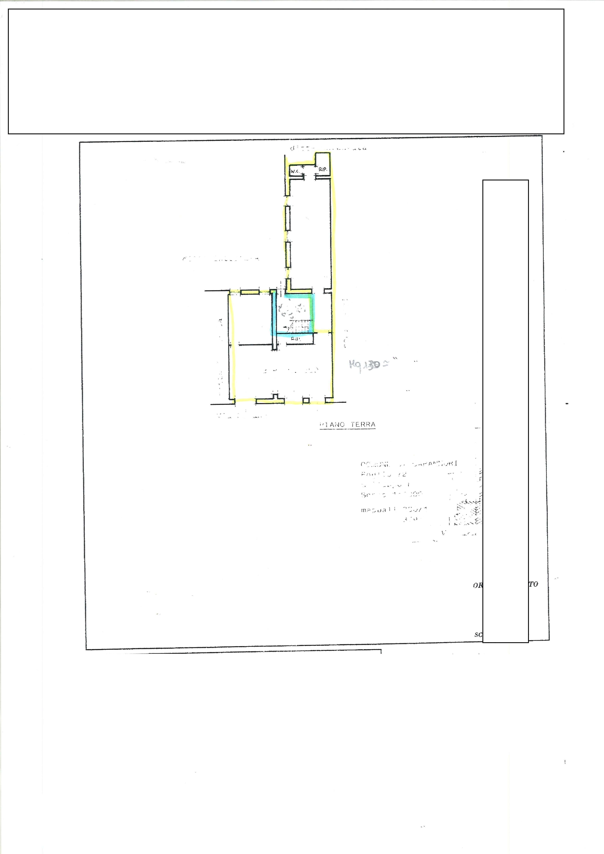 Planimetria 1/1 per rif. fond capa 100