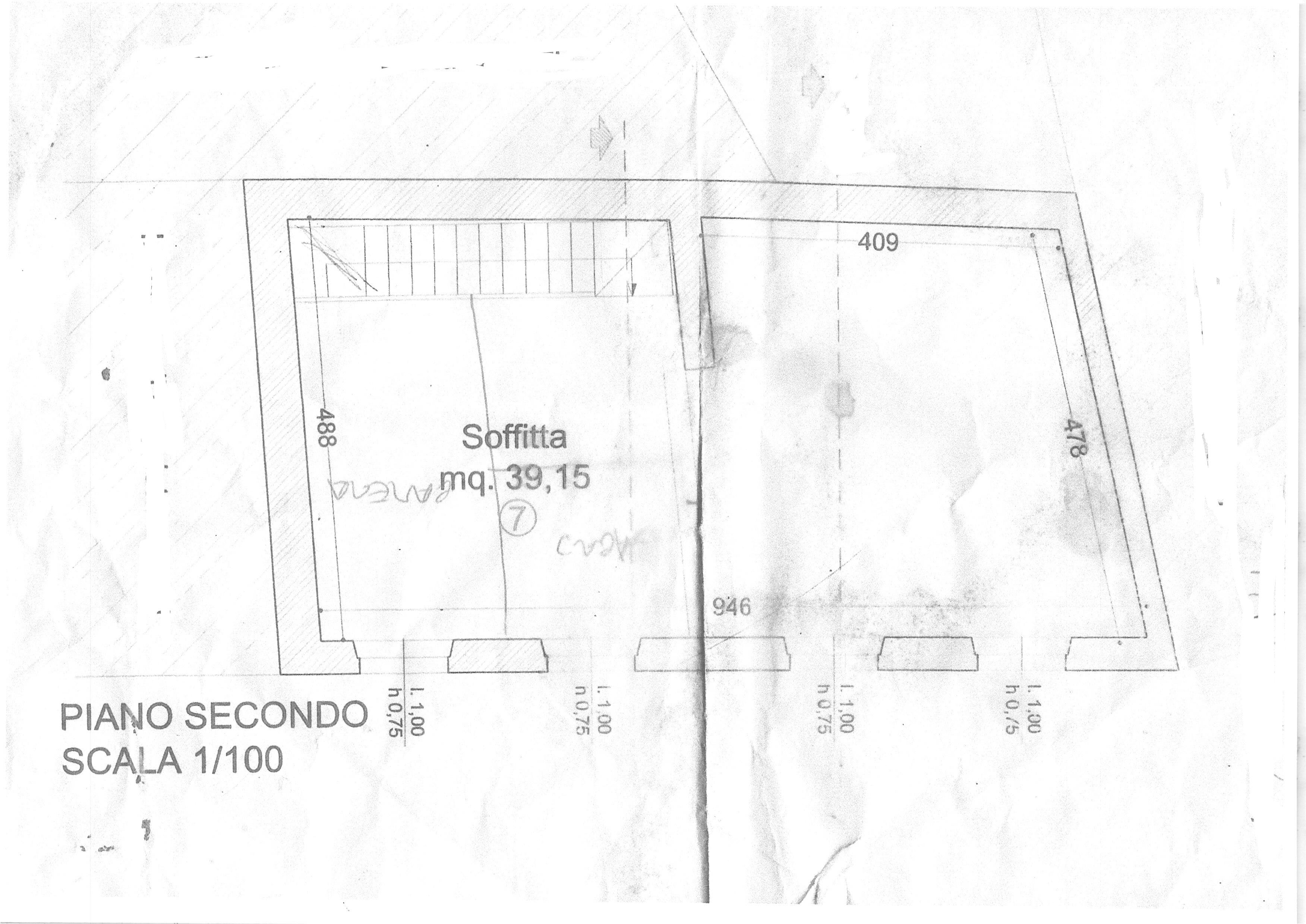 Planimetria 4/4 per rif. trc sgin 69