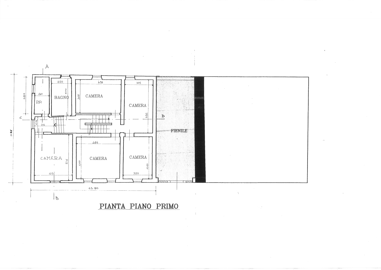 Planimetria 2/3 per rif. trf mmac 195